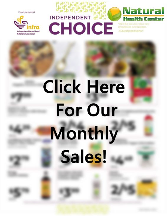 NHC Monthly Sales Flyer